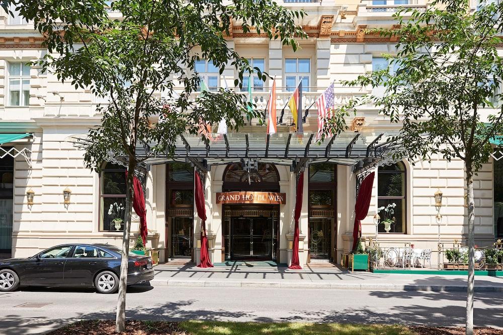 هتل گراند وین اتریش