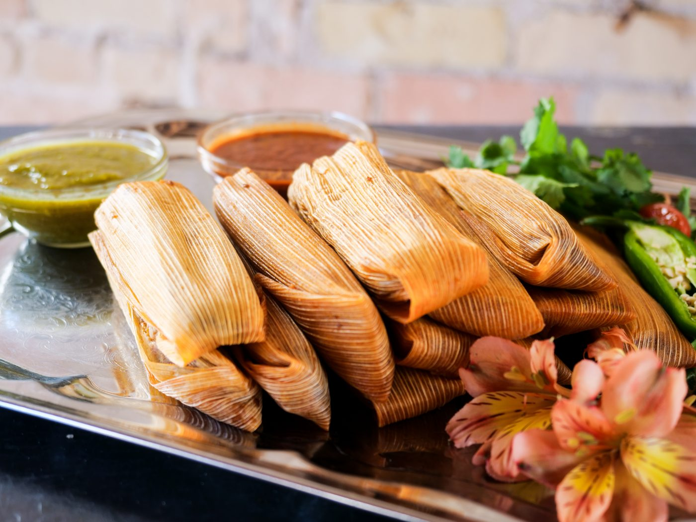 Tamales Mexican Foods