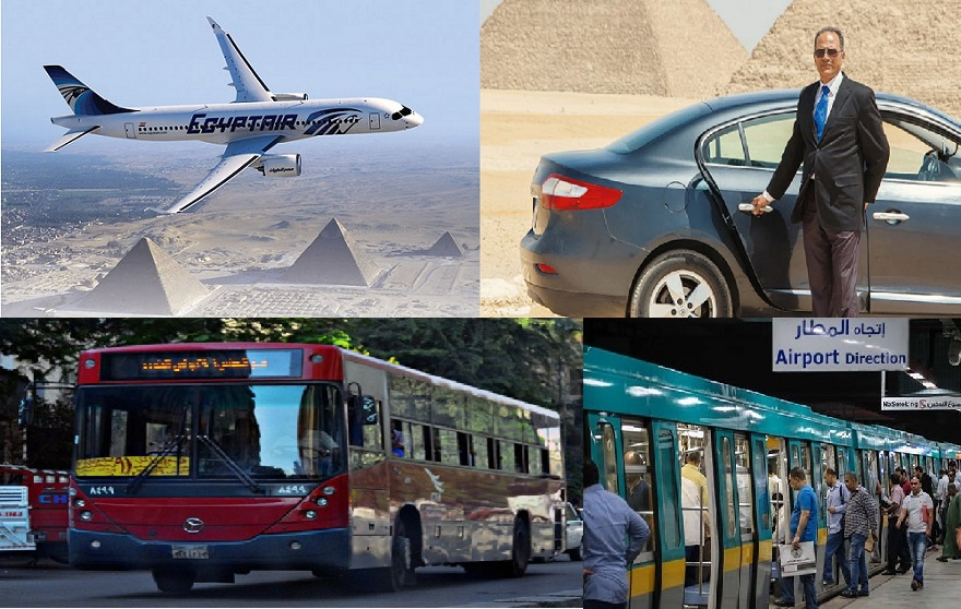transportation in egypt