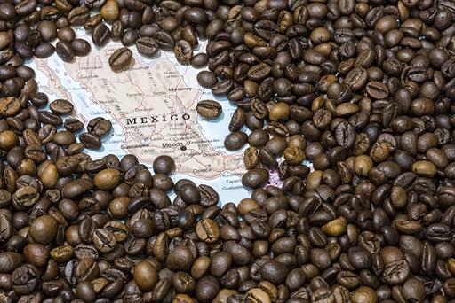 قهوه سوغاتی مکزیک
