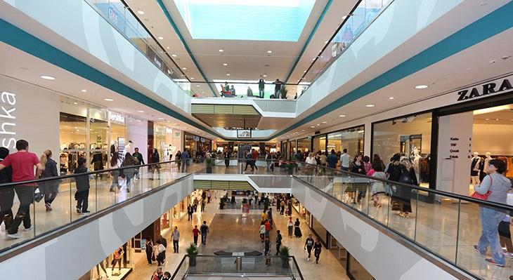 مرکز خرید تجاری در مکزیک