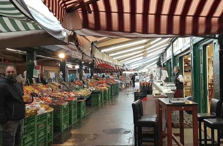 بازار نشمارکت اتریش