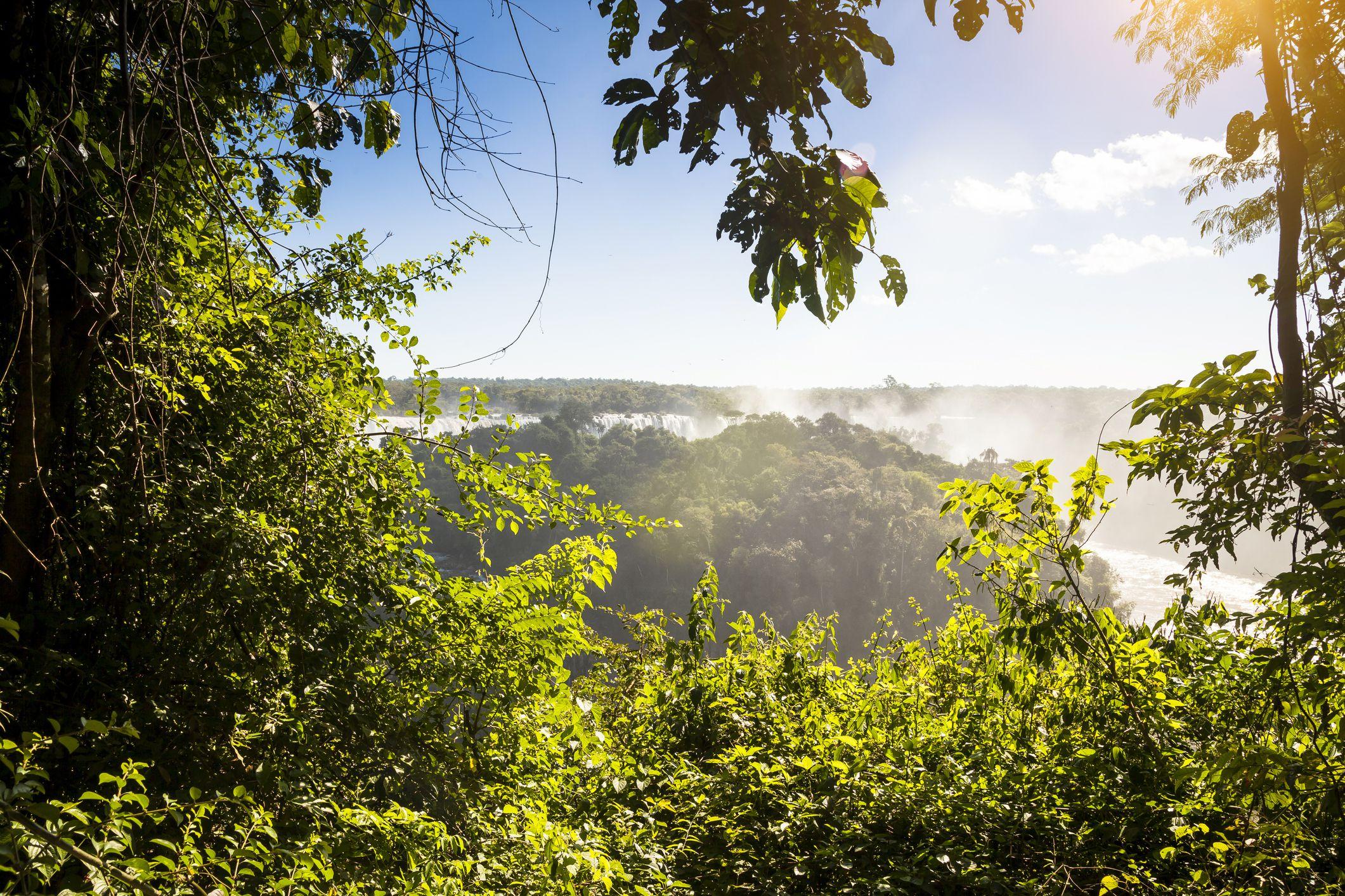 بهترین آب و هوای برزیل برای مسافرت