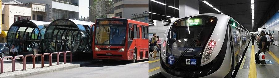 حمل و نقل عمومی در برزیل