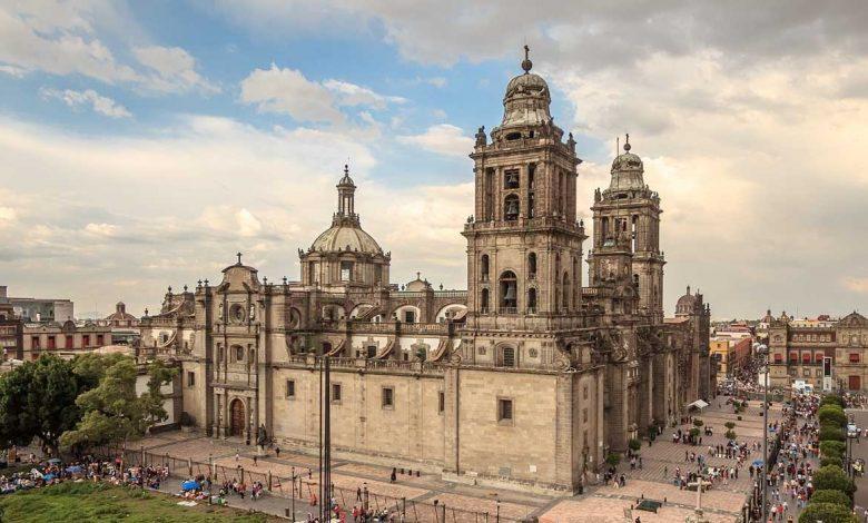 کلیسای جامع متروپولیتن مکزیکوسیتی