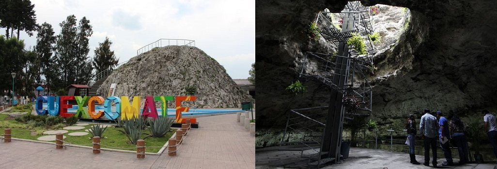 کوه آتشفشان قابل بازدید در مکزیک