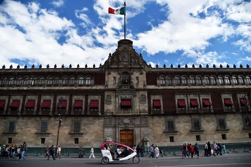 کاخ ملی مکزیک