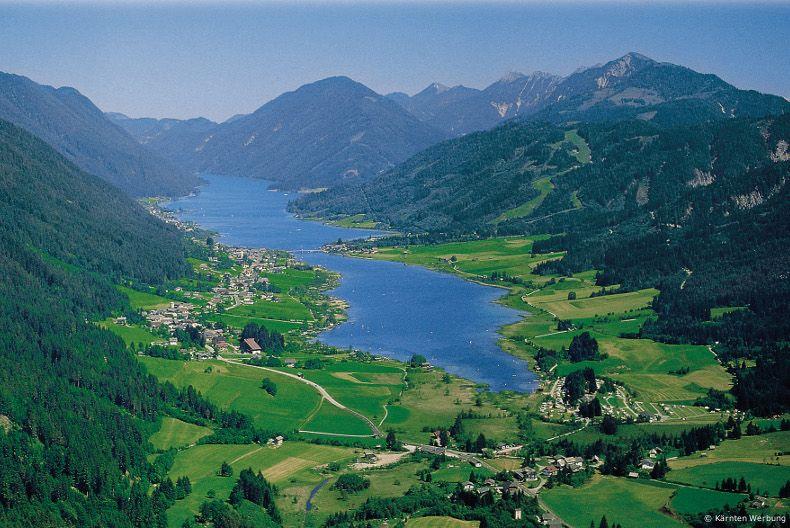 دریاچه ی Worthersee