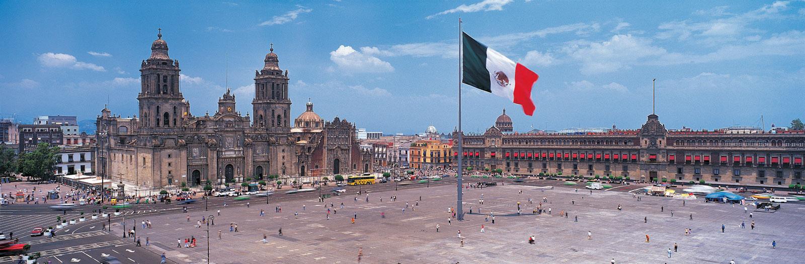 میدان زوکالو مکزیکوسیتی