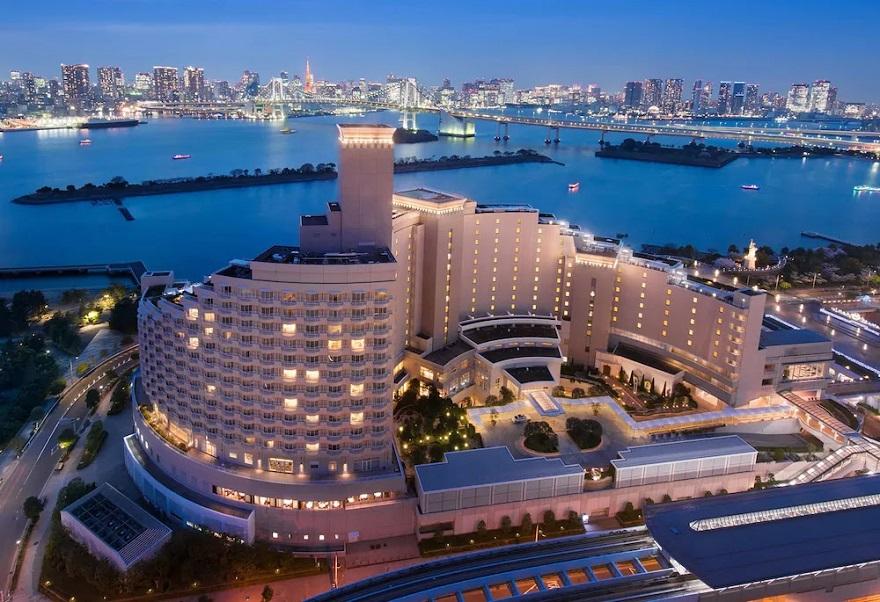 hilton hotel in japan