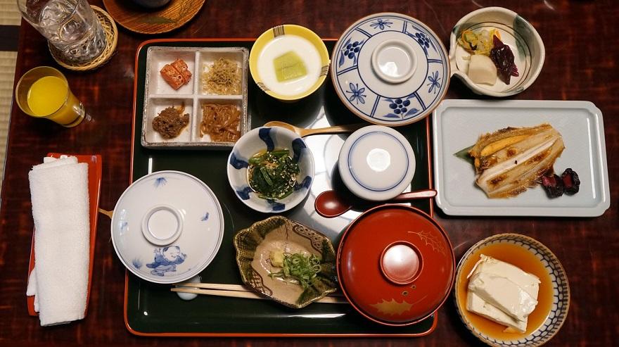غذا در ژاپن