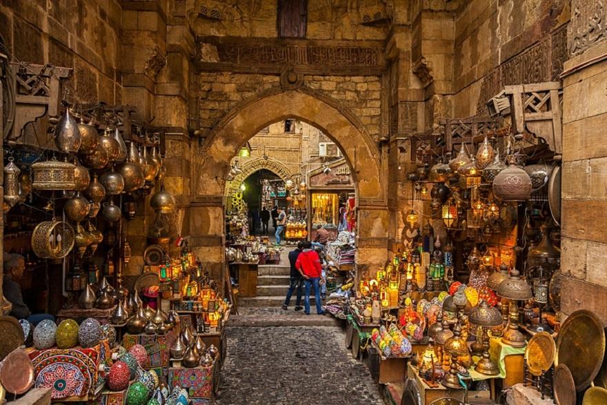 بازار خان الخلیلی
