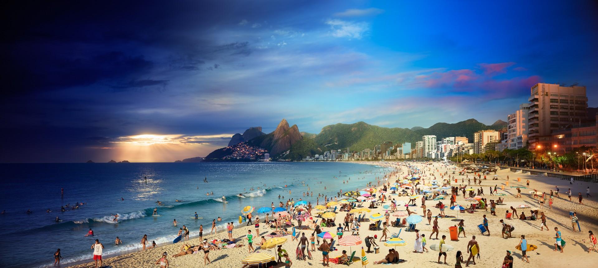 ساحل های برزیل