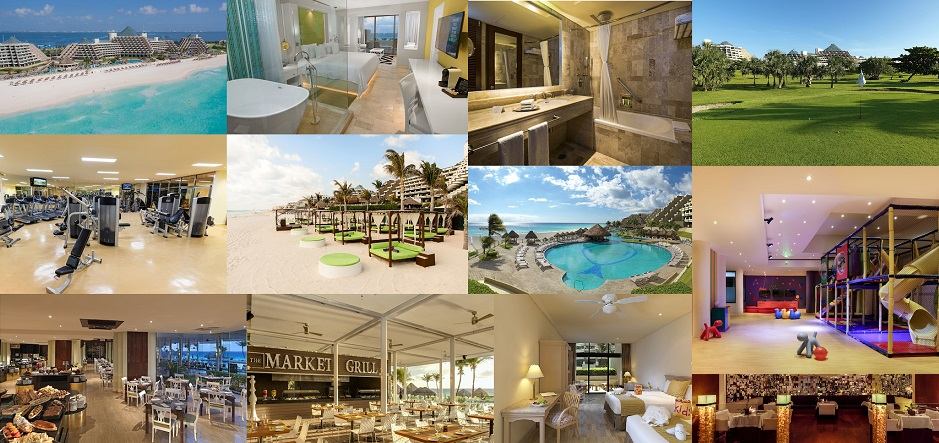 رزرو هتل Paradisus Cancun Mexico