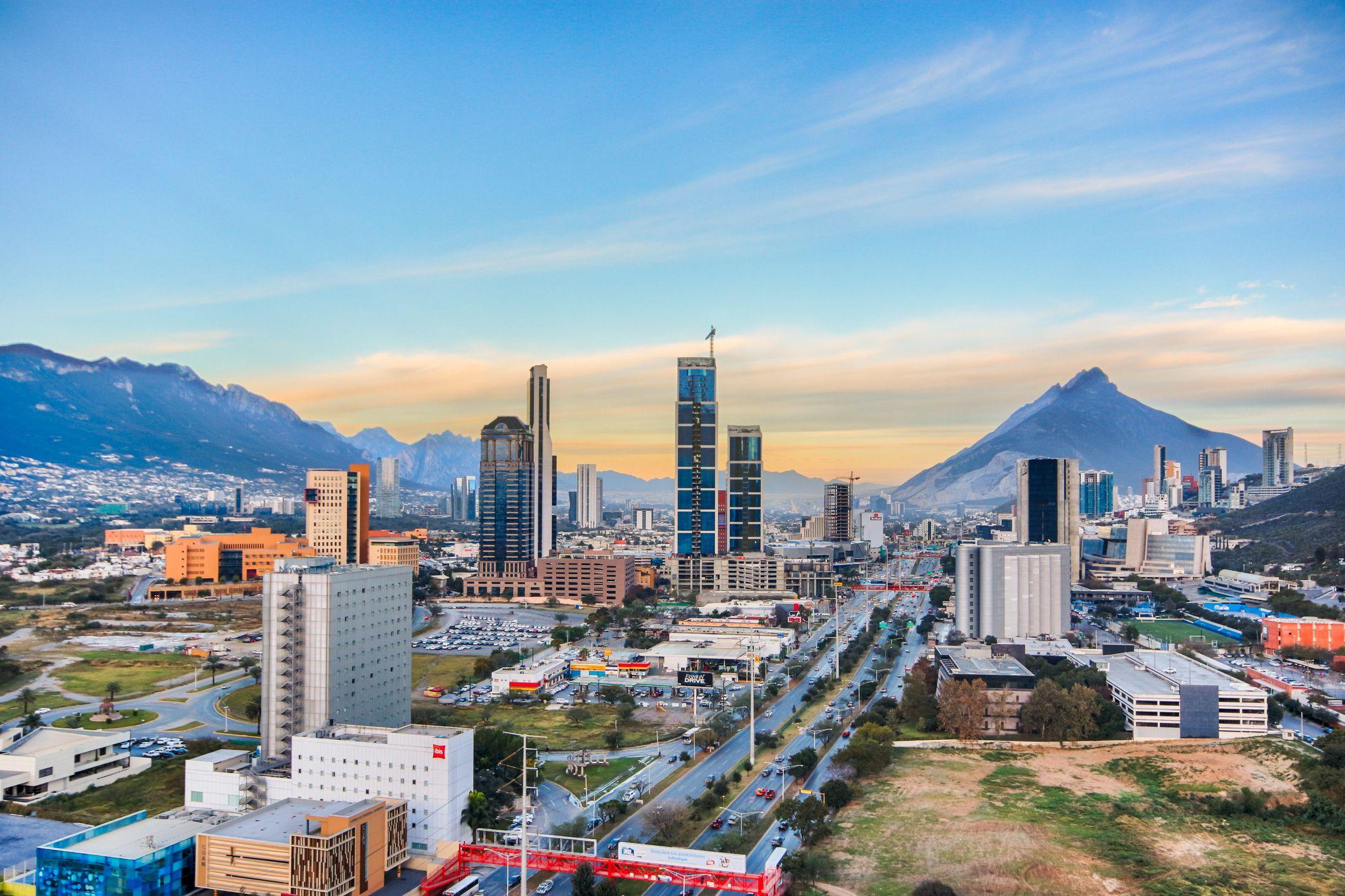 شهر مونتری مکزیک