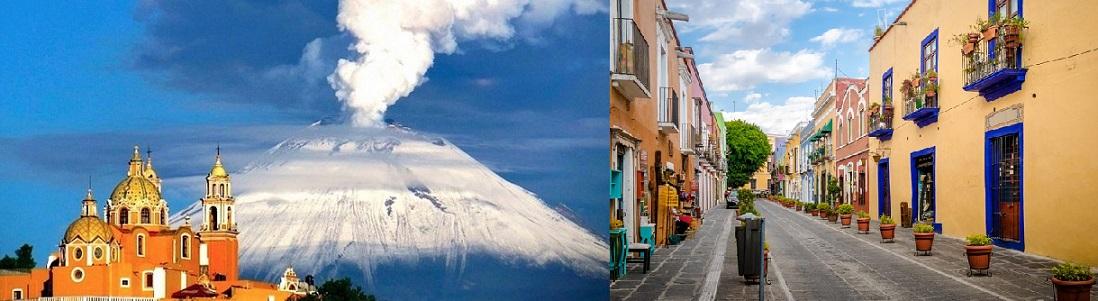 شهر پوئبلا مکزیک