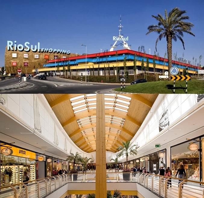 مرکز خرید RIO SUL ریودوژانیرو برزیل