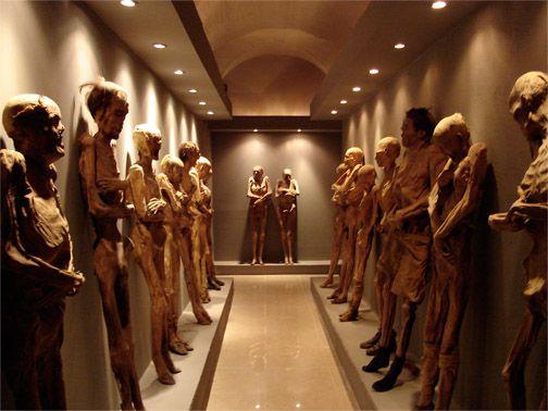 موزه ی مومیایی گوانخوآتو