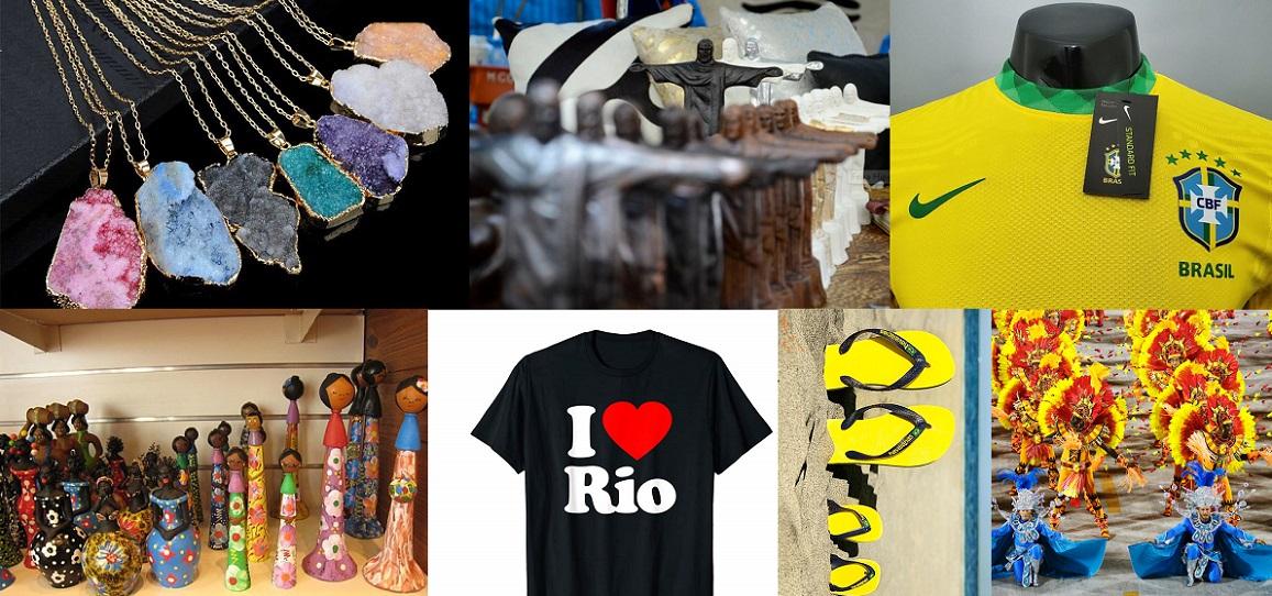 سوغاتی برزیل قهوه لباس صنایع دستی برزیل