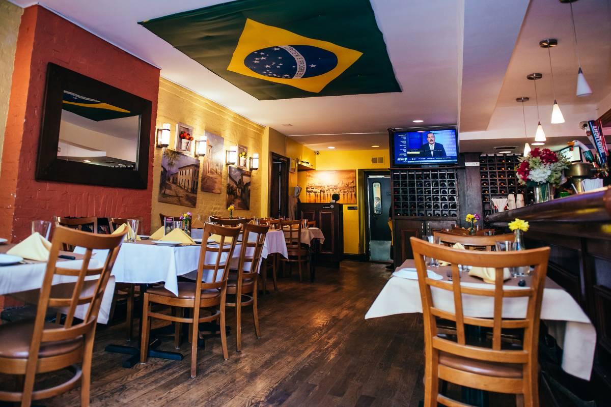 رستوران در برزیل