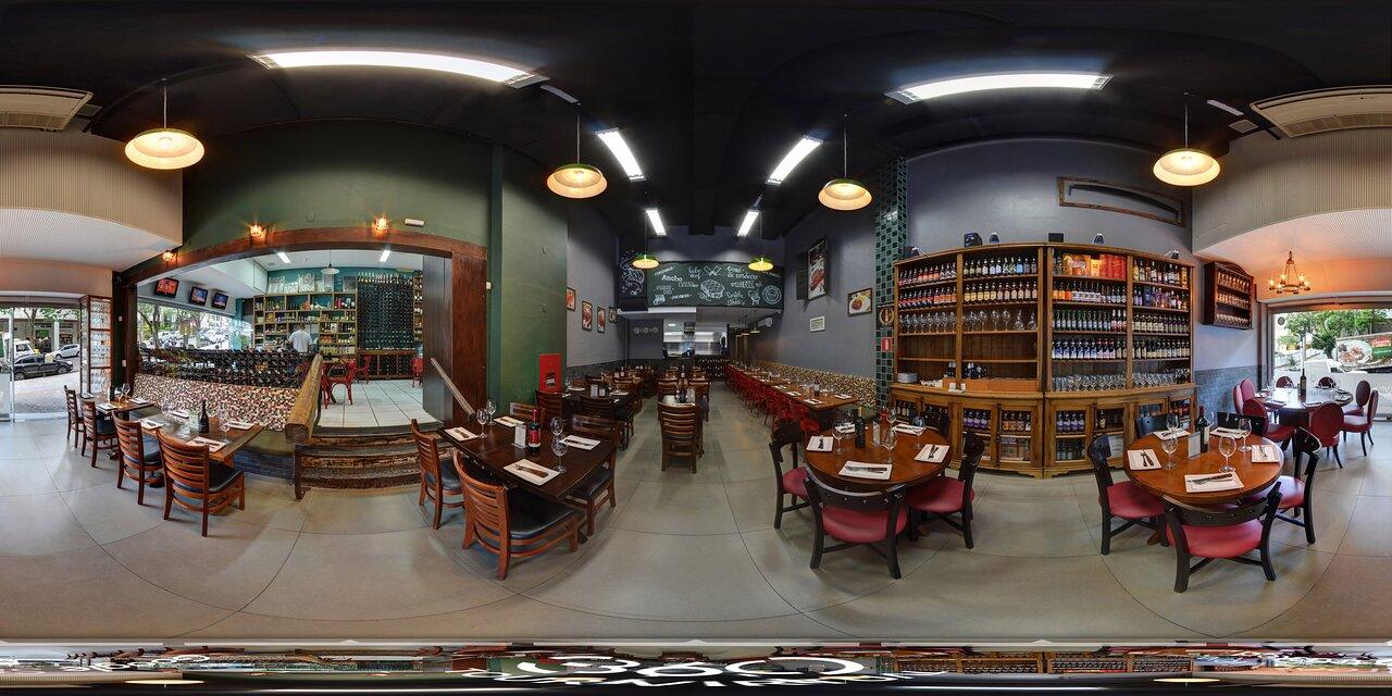 رستوران در بلوهوریزونته برزیل