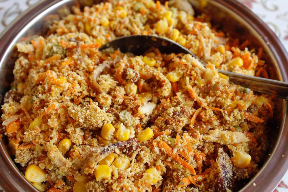 فاروفا غذای برزیل