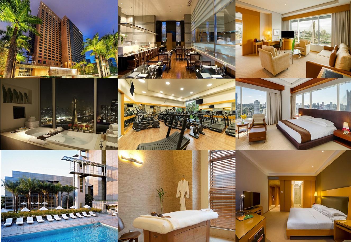 هتل ارزان در سائوپائولو برزیل
