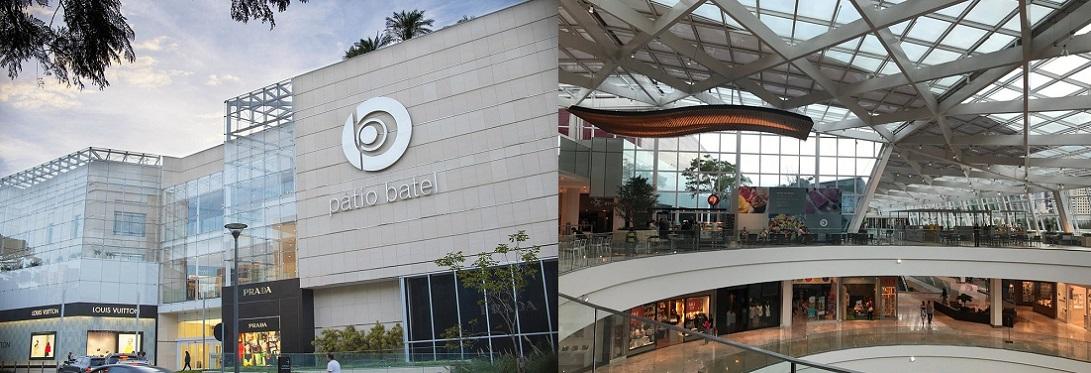 مرکز خرید در کوریتیبا برزیل