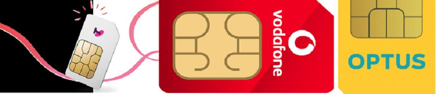 sim card in australia
