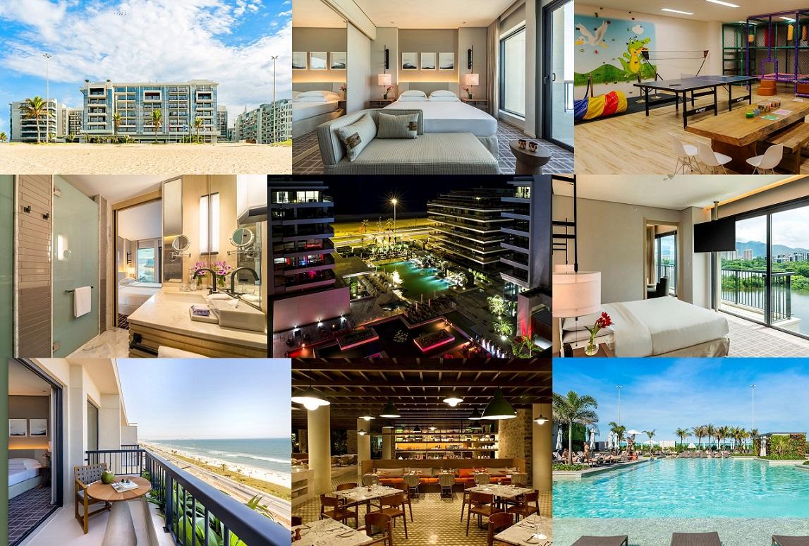 رزرو هتل ارزان در برزیل ریودوژانیرو
