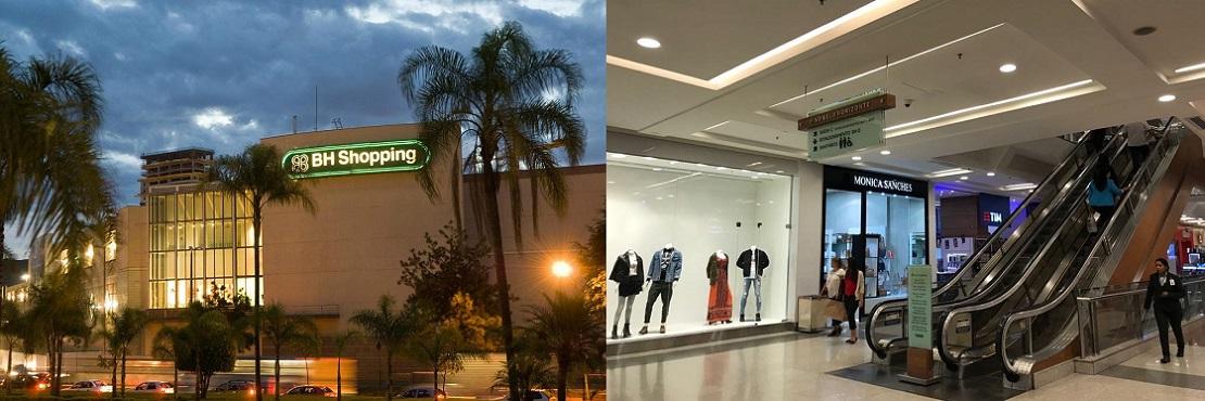 مرکز خرید در بلوهوریزونته