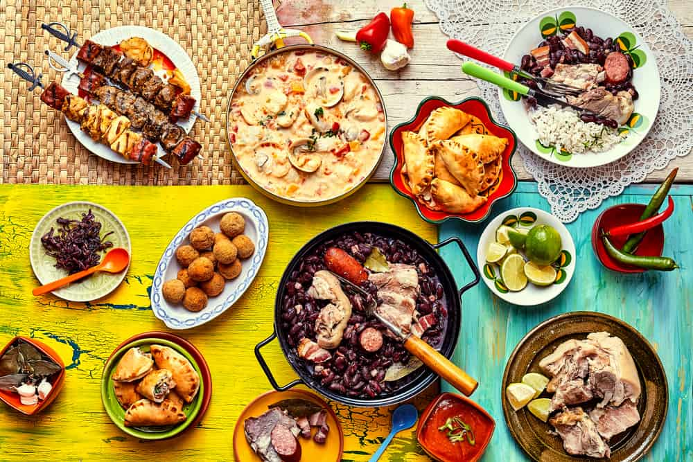 غذاهای برزیلی