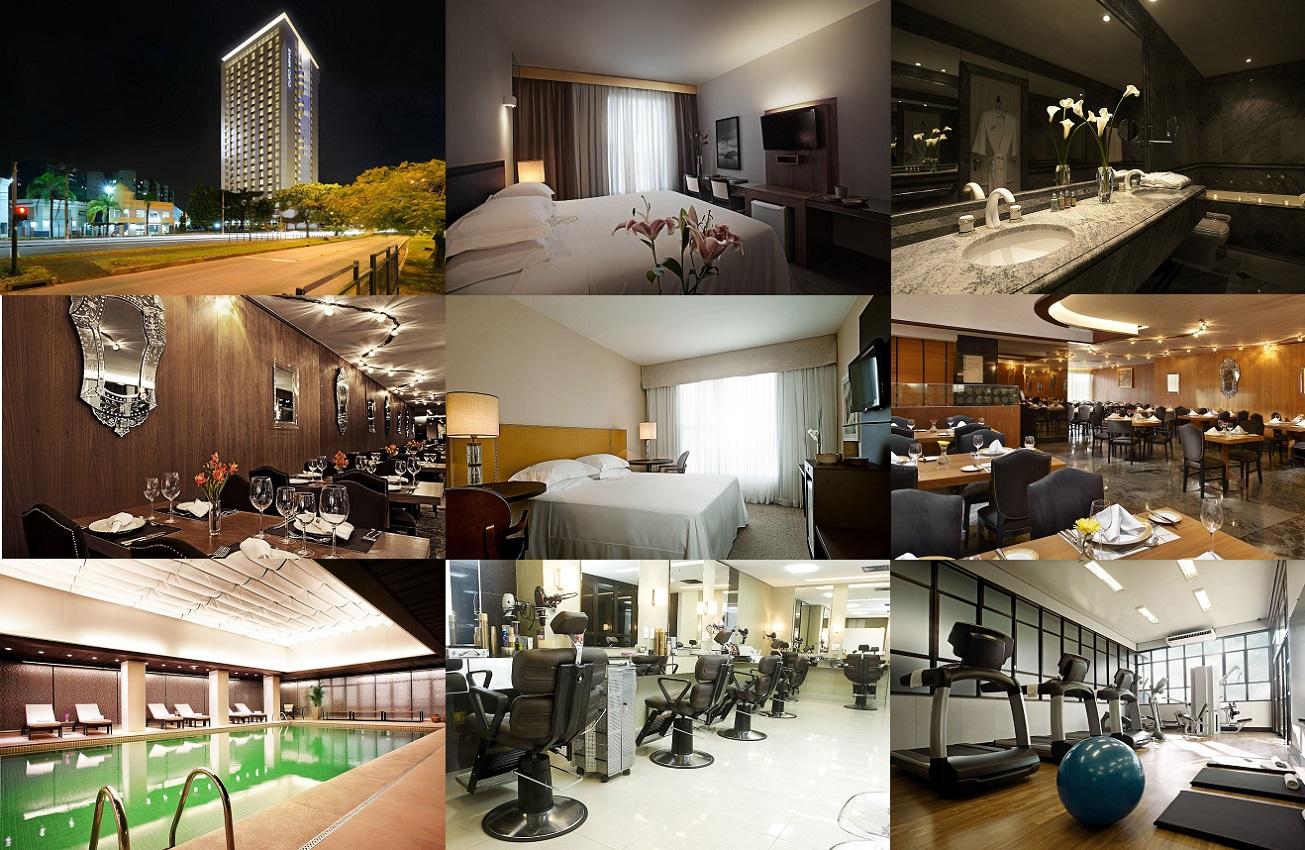 هتل لوکس با قیمت مناسب در بلوهوریزونته برزیل