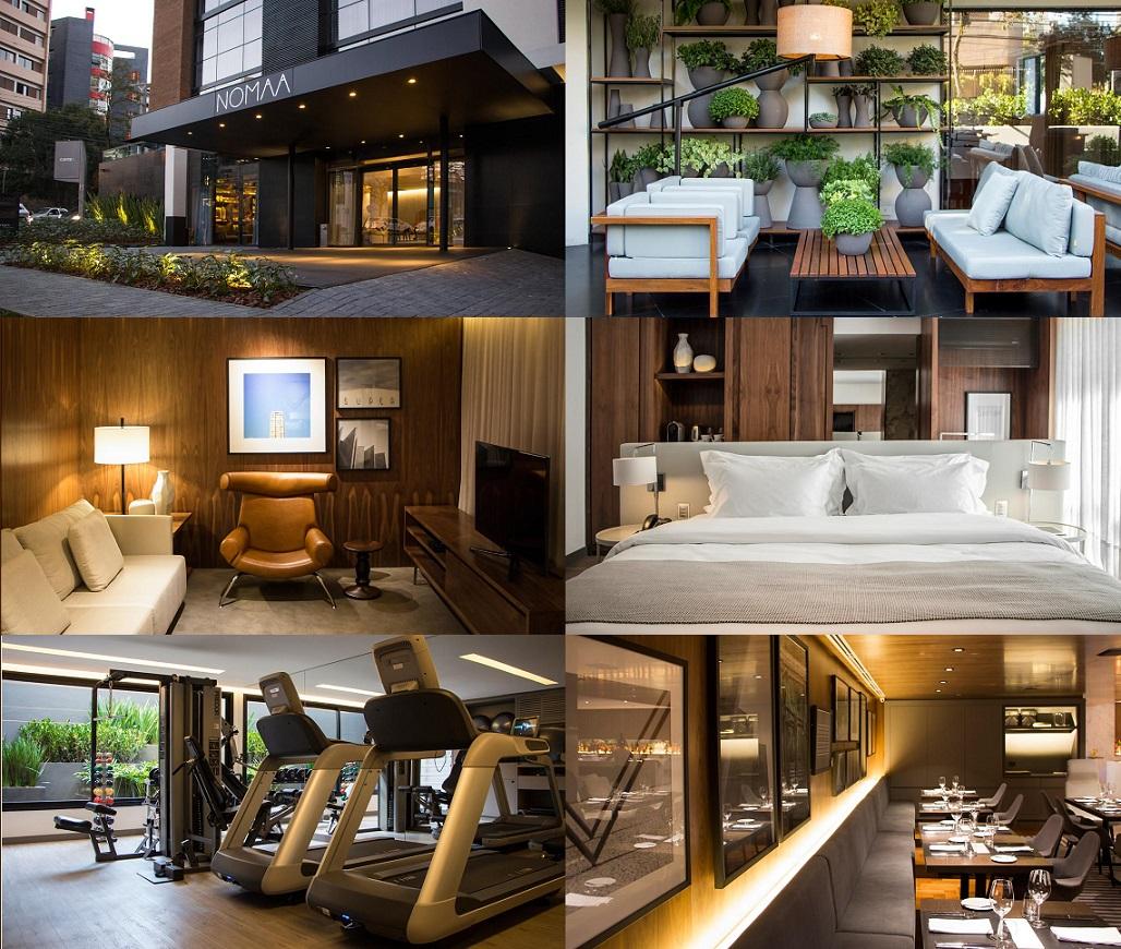 رزرو هتل لوکس در کوریتیبا برزیل