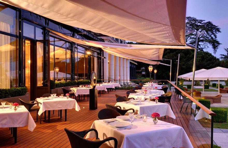 restaurant in Switzerland