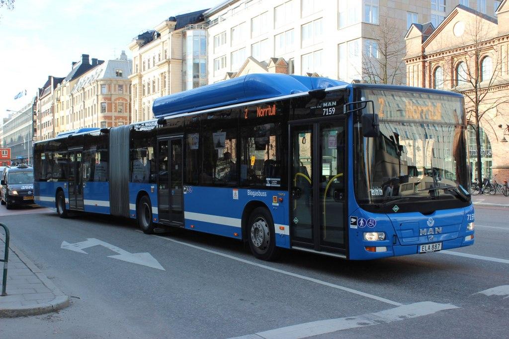 حمل و نقل در سوئد