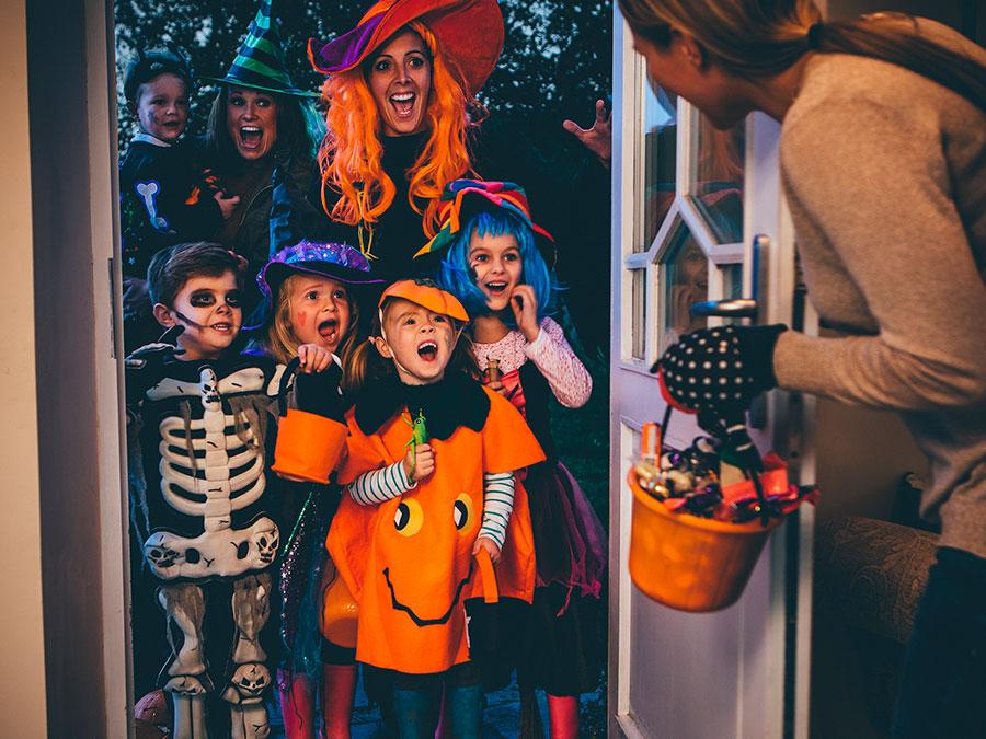 لباس هالووین