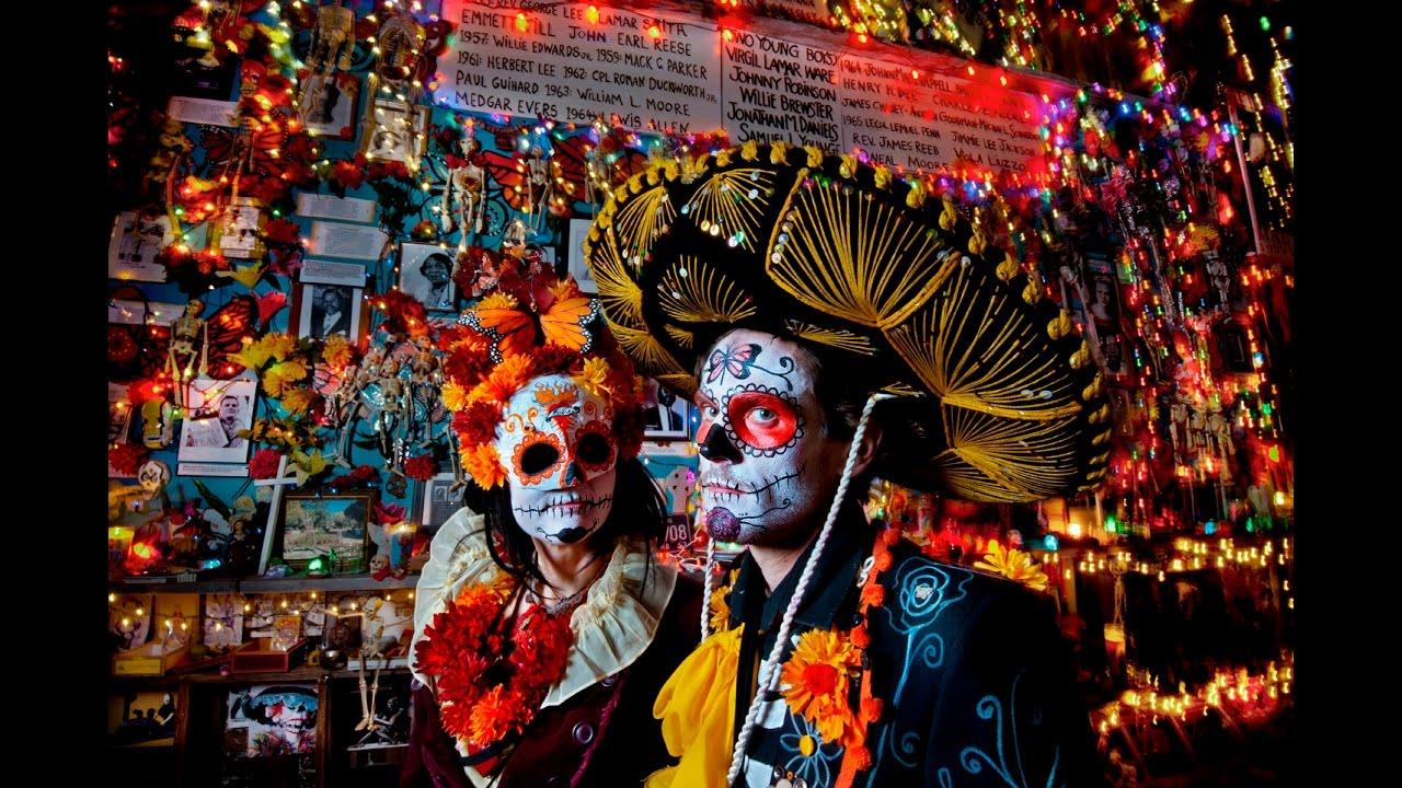 هالووین مکزیک