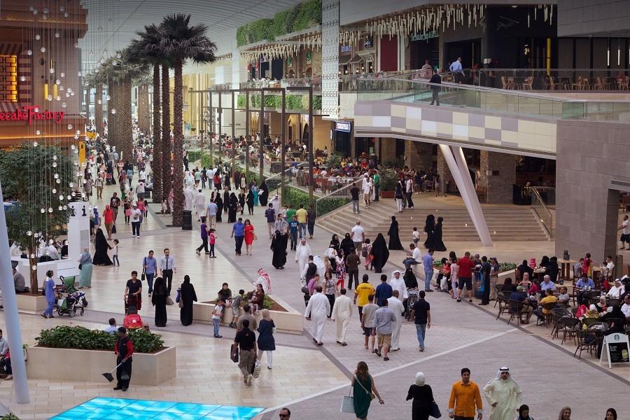 مراکز خرید در کویت