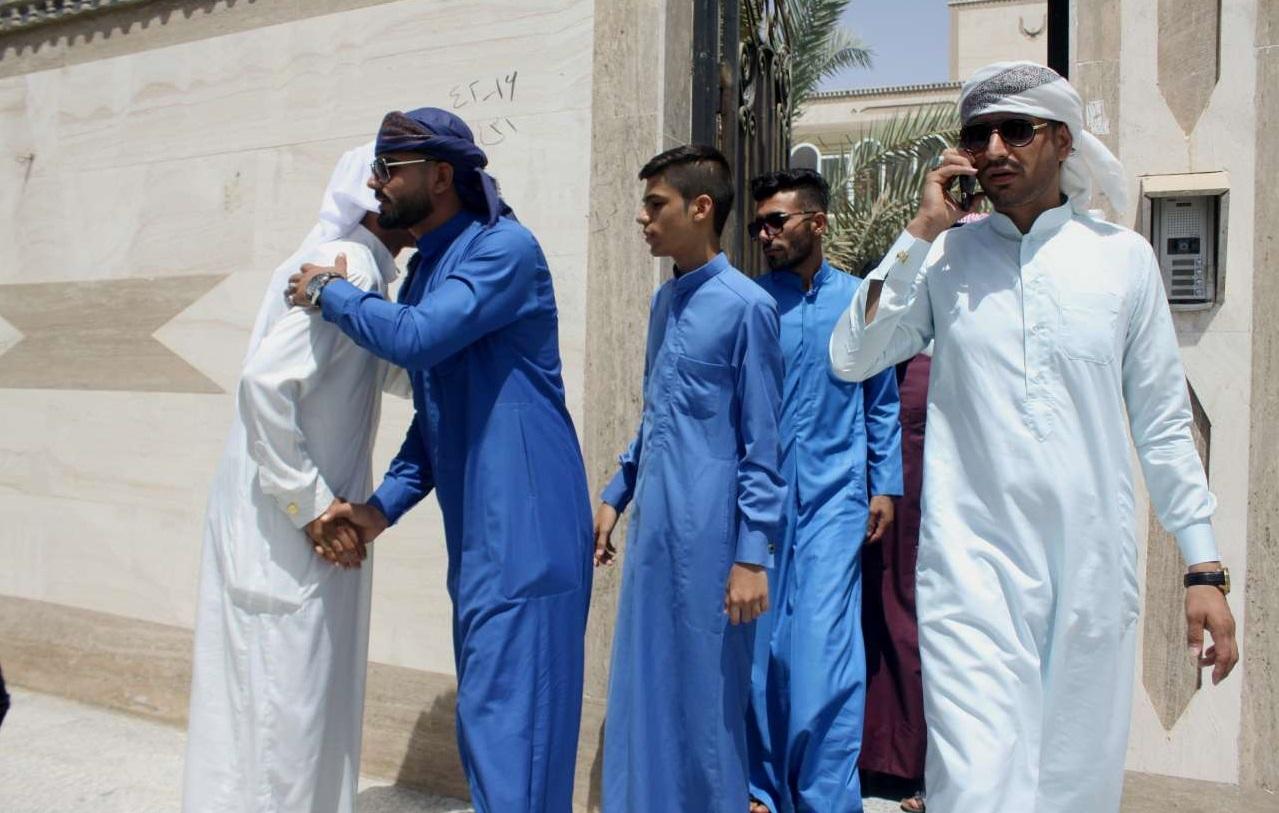 عید فطر در اهواز