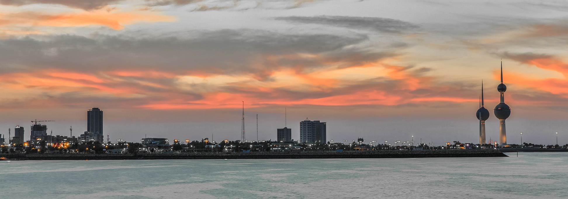 اب و هوای کویت