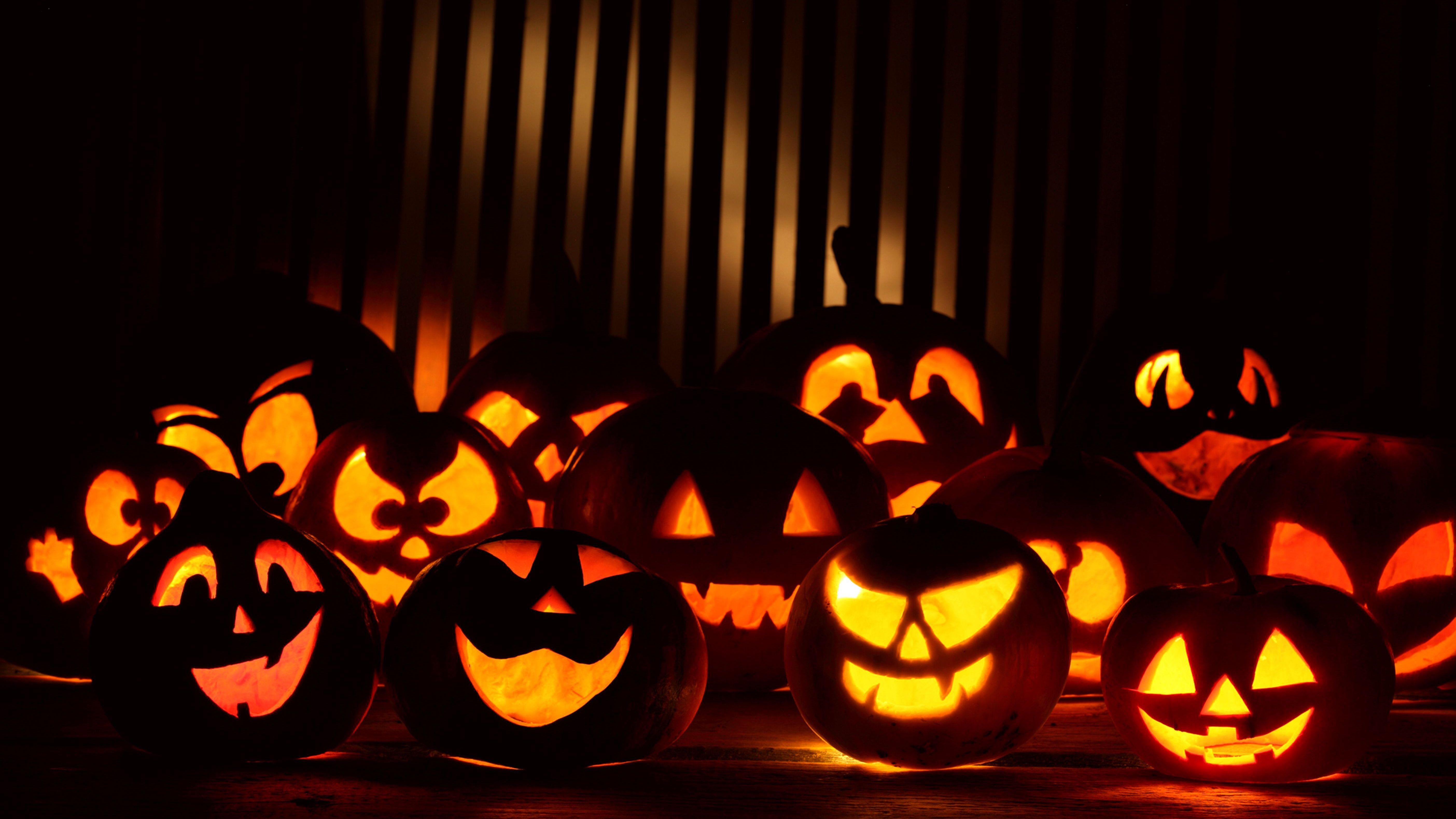 کدوی هالووین