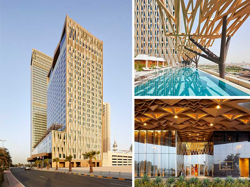 هتل پنج ستاره کویت