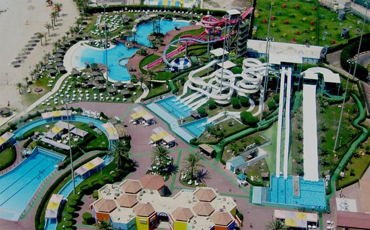 آکوآ پارک کویت