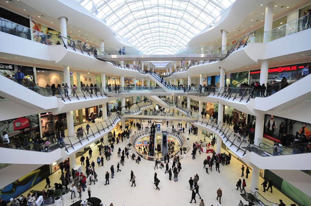 مراکز خرید در سوئد