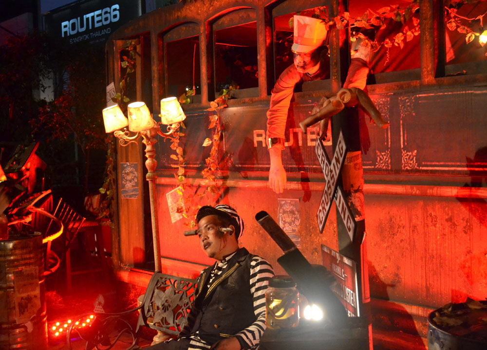 هالووین بانکوک