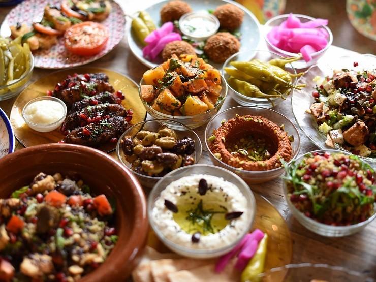 غذاهای کویت