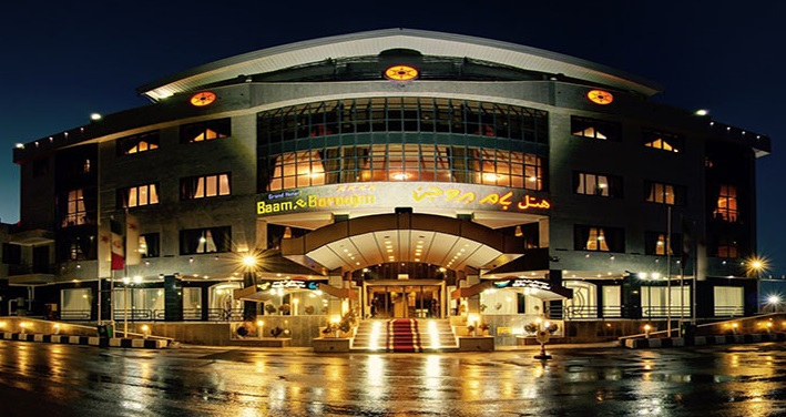 هتل بام بروجن