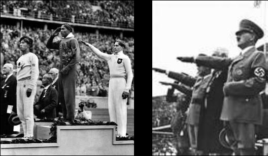 المپیک - جنگ جهانی