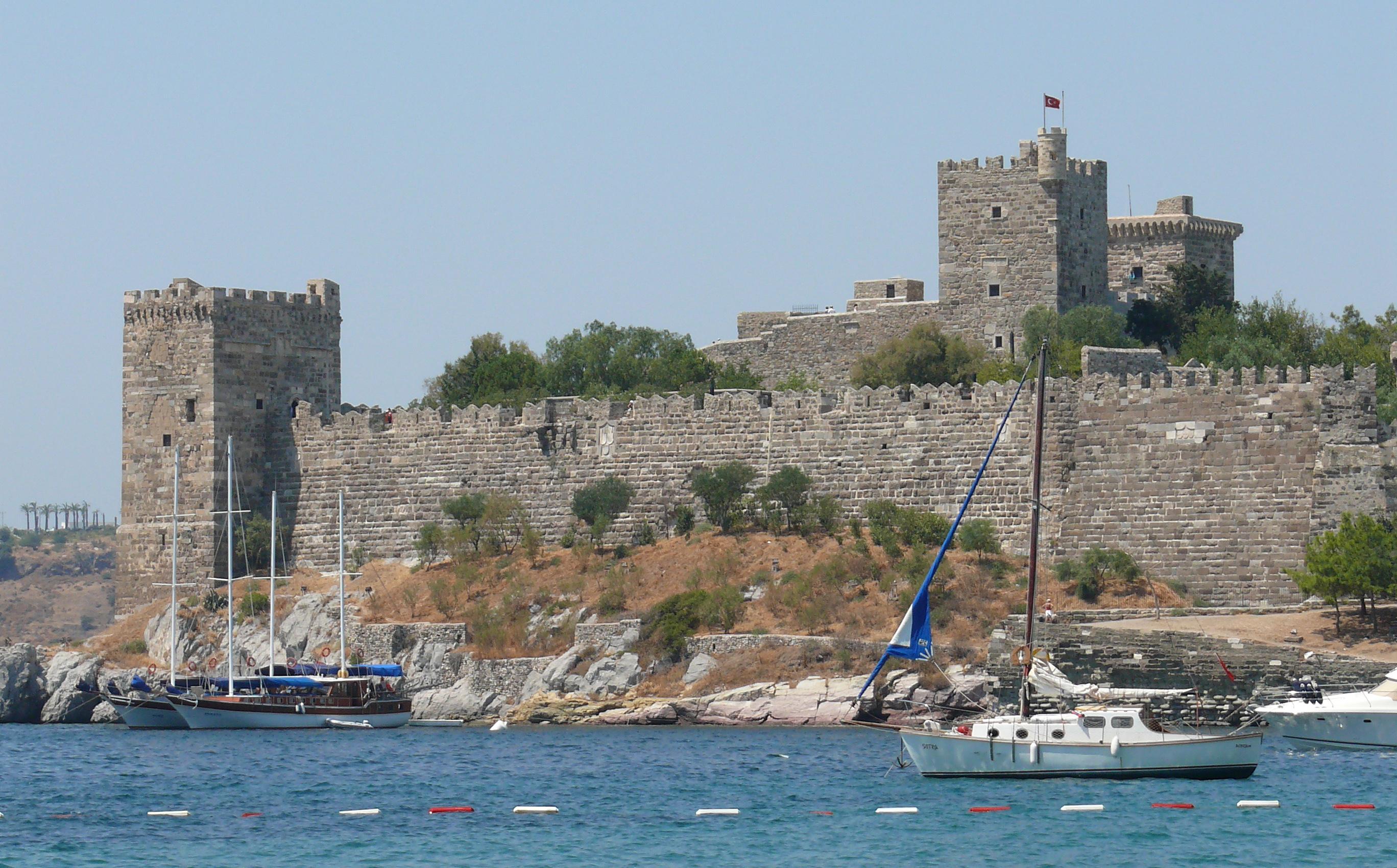Castle of St. Peter